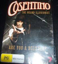 Cosentino The Grand Illusionist (Australia Region 4) DVD – New