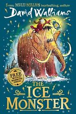 The Ice Monster by  David Walliams (Hardcover book 2018 New)