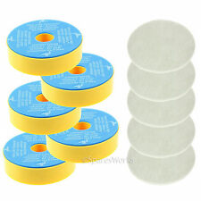 Pre & Post Motor Washable Filter Kits for Dyson DC05 DC08 Vacuum Cleaner x 5
