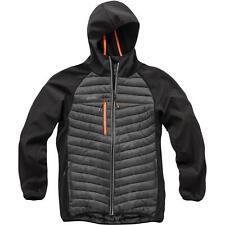 Scruff Lightweight Trade Thermo Jacket Black Men's Workwear Work S - XXL