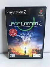 Playstation2 PS2 Jade cocoon 2 RPG anime rare