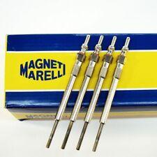 4x Glühkerze Magneti Marelli für OPEL Astra J Combo Corsa D Meriva B - 1.3CDTi