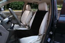 Sitzbezug Echte Lammfellbezug Auto Sitzauflage für PKW ohne Seitenairbag Grau