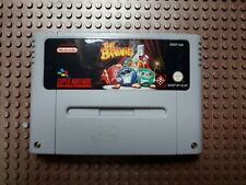 Super Nintendo Spiel Modul The Brainies SNES PAL N118