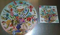 Details about  /2003 MB Kewl Kritters 2 Sided 50 Piece Puzzle Lady Bug Or Swallowtail Butterfly