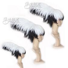 Nurarihyon no Mago Nura Rikuo Costume Cosplay Anime party Wig heat resistant 340