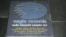 EAGLE RECORDS 2011 - Gary Moore JEFF BECK Rory Gallagher THE WHO - PROMO CD! NEW