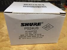 Shure PS24US OEM Power Adapter 12V 400MA (2015)