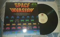 "Collectable Space Invasion Album Yr1980 12"" Vinyl Record Music LP  FREE P&P"