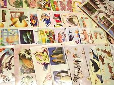 TBZ 100 Assorted A4 3D Embossed Decoupage Sheets