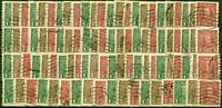Canada 1935 Coil set of 3 SG352-354 Fine Used Sets x 30 CV Bargain price