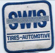 SWIS Tires Automotive Colorado patch 3 X 3 #1057