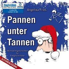 Pannen unter Tannen von Angelika Fries 2 CDs NEU+OVP
