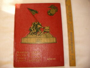 Marine Corps Recruit Depot Parris Island South Carolina Yearbook Platoon 3047