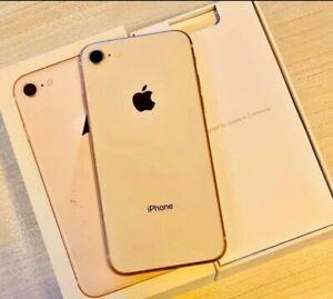 USED Apple iPhone 8 64GB Gold - Factory Unlocked