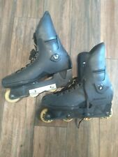 Boxcar Inline Skates / Rollerblades - Sold As Is - See Description And Pictures