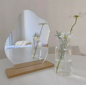 Korean Style Irregular Mirror Nordic Abstract Art Home Decor