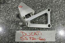 pedana anteriore dx ducati supersport 750/600  Right front footpegs Trittbrett