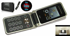 Sony Ericsson R306 Black (Ohne Simlock) 3BAND MP3 RADIO FM Raritätt GUT