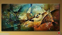 CHOP11 large abstract 100% hand-painted oil painting wall decor art on canvas