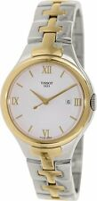 Tissot Womens T12 T082.210.22.038.00 Two-Tone Stainless-Steel Swiss Quartz Watch