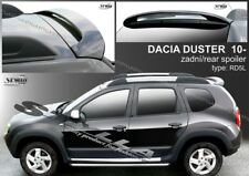 SPOILER REAR ROOF DACIA DUSTER WING ACCESSORIES