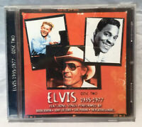 Elvis 1935-1977 - CD - Disc 2 - Feat. Songs Brook Benton, Jerry Lee, Carl Perkin