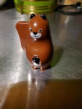 Beaver Pepper Grinder Novelty animal plastic new nature cooking kitchen tail