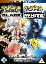 POKEMON THE MOVIE WHITE - VICTINI AND ZEKROM / POKEMON THE M - DVD - REGION 2 UK