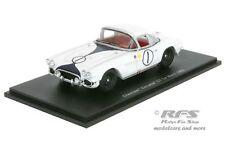 Chevrolet Corvette C1 - 24h Le Mans 1962 - Settember / Turner - 1:43 Spark 4709