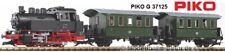 PIKO G 37125 G Start-Set Personenzug BR 80 (inkl. Sound+Dampf) +5,00 € Gutschein