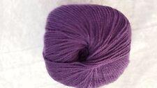Heirloom Merino Magic 8 Ply #222 Purple 100% Wool