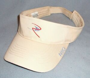 REDINGTON NtiQ VISOR - Embroidered Logo - Adjustable Hook & Loop Closure