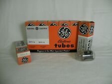 ( 7 ) UNUSED / UNTESTED GE 6GT5/A Vacuum Tubes In Original Packaging