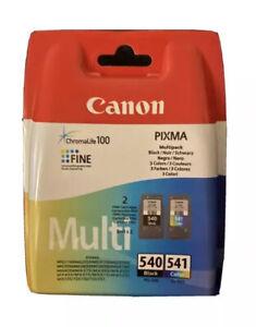 Canon PG540/CL541 Noir et Colour Cartouche d'Encre