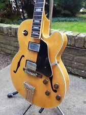 Ibanez FG-100 archtop guitar (model used by George Benson at Montreux '86)
