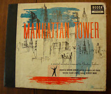 Gordon Jenkins Orch. on 78 rpm Decca Album DAU-723: Manhattan Tower 1949