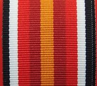 ORIGINAL NEW ZEALAND SPECIAL SERVICE MEDAL NUCLEAR TESTING RIBBON FOR MOUNTING