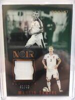 Panini Noir Soccer 2016-17 Relic Memorbilia Martin Skrtel Slovakia 46/49