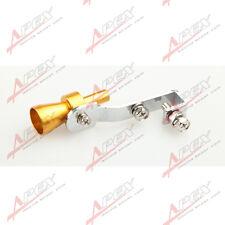 Universal Turbo Sound Exhaust Whistle/Fake Blow Off BOV Simulator Golden S B