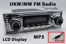 Retrosound LAGUNA Full Set Chrome Oldtimer Radio mp3 AUX-l308309c078039