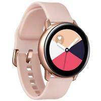 Samsung SM-R500NZDCXAR Galaxy Bluetooth Smart Watch Active 40mm - Rose Gold