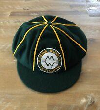 Mark Waugh SIGNED Testimonial Baggy Green Cricket Cap w/COA - (AUTHENTIC)
