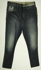 G-Star Jeans 'RAILROAD DEAN X LOOSE TAPERED WMN' Med Aged W27 L32 AU9 Women Girl