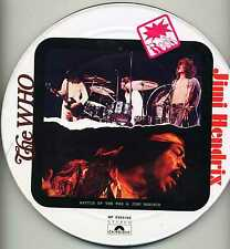 "THE WHO / JIMI HENDRIX ""BATTLE"" ORIG JAPAN 2 LPS METAL BOX COMPLETE RARE"