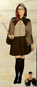 Hermione Granger Juniors M 9-11 Déguisement Harry Potter Ado Filles Robe Neuf