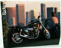1988 Yamaha Motorcycle Dealer Sales Brochure Radian 600 Folder