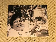 Lee Trevino SIGNED 8 X 10 Photo Autographed Smeared