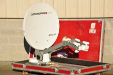 Satellite internet system for RV/Motorhome/Command Vehicle larger .98m size