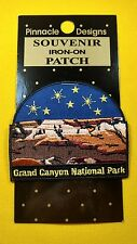 Grand Canyon National Park Arizona Patch US Travel Souvenir Iron-On